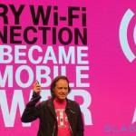 Nhà mạng di động T-Mobile làm một cuộc cách mạng gọi Wi-Fi miễn phí cho mọi khách hàng