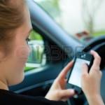 Súng bắn tốc độ phát hiện được cả người lái xe đang nhắn tin