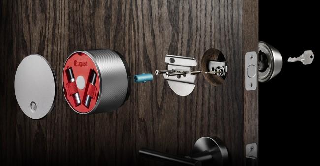August Smart Lock-3