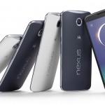 Google Nexus 6, smartphone siêu khủng đầu tiên chạy Android 5.0 Lollipop đã có mặt