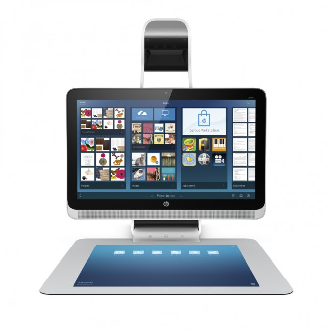 HP Sprout PC-01