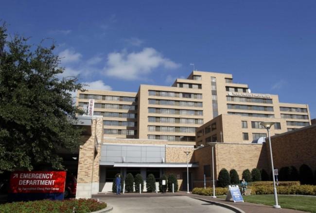 ebola-us-Texas Health Presbyterian Hospital