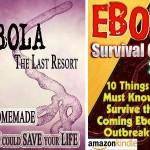Loạn ebook ăn theo Ebola gieo rắc sợ hãi cho cộng đồng