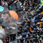 Dùng virus iOS để tấn công những người biểu tình ở Hồng Kông