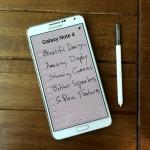 Có phải Galaxy Note 4 của Samsung có khe hở?