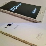 Smartphone selfie đầu tiên của Samsung