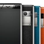 Chiếc Android Phone Vertu mới giá 6.800 USD