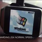 Chạy Windows 95 trên đồng hồ Android