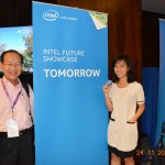 VIDEO: Ngao du Intel Future Showcase Singapore 21-11-2014