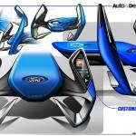 Tay lái xe ôtô tương lai giống như tay lái tàu vũ trụ