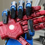 Bàn tay giả thông minh sản xuất bằng công nghệ in 3D