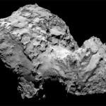 Cuộc hạ cánh lịch sử của con người lên sao chổi