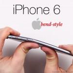 Hơn 300 người bẻ cong iPhone 6