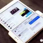 Hai anh em iPhone 6 hại đàn anh iPad