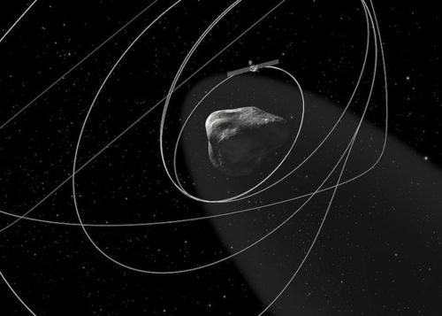 rosetta-spacecraft-circling-comet-2014