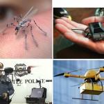 Hiểm họa an toàn và an ninh từ những thiết bị bay không người lái