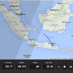 Chuyến bay AirAsia QZ8501 mất tích trên biển Indonesia