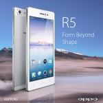 OPPO R5, smartphone mỏng nhất thế giới chính thức được bán ra tại Việt Nam