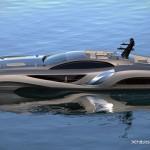 Chiếc tàu Người Dơi trị giá 25 triệu USD