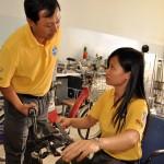 Thêm 109 nữ sinh viên ngành kỹ thuật Việt Nam được nhận học bổng của nhà máy Intel Việt Nam