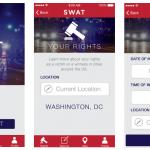 Dùng ứng dụng di động SWAT trị cảnh sát bạo hành