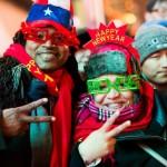 VIDEO: Đón Giao thừa trên Quảng trường Times Square (New York)