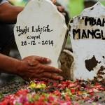 THẢM KỊCH CHUYẾN BAY QZ8501: Nạn nhân đầu tiên được an nghỉ