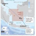 THẢM KỊCH CHUYẾN BAY QZ8501: Phát hiện được phần thân chính của máy bay