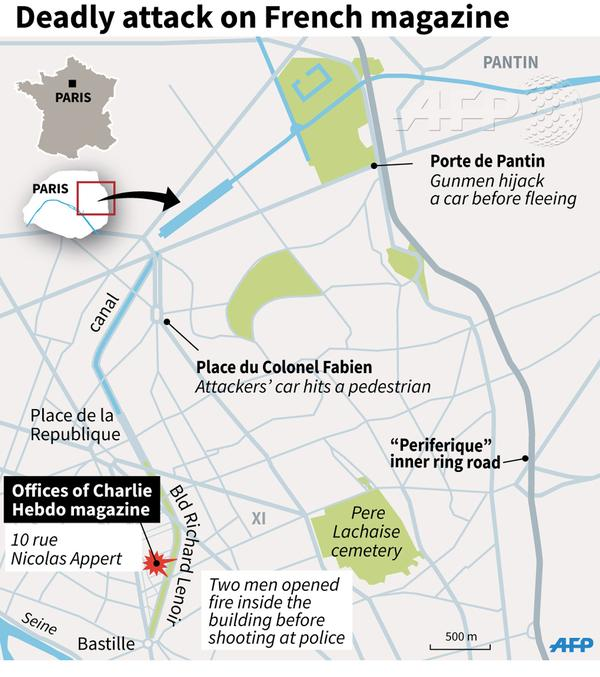 150107-newspaper Charlie Hebdo attacked-00