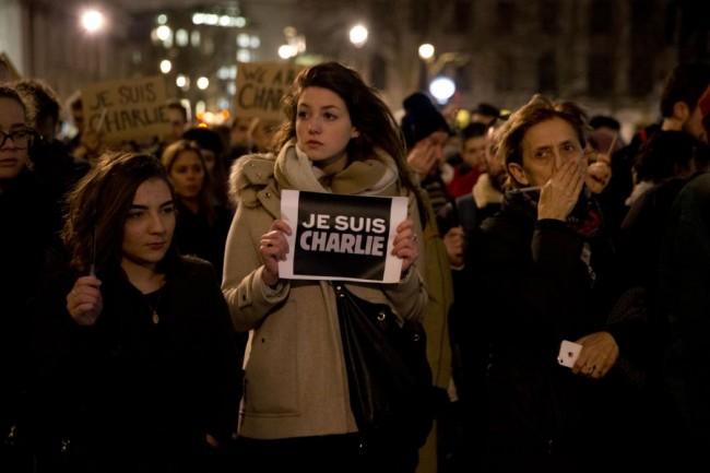 Britain France Newspaper Attack