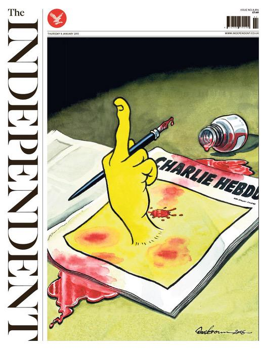 150107-newspaper Charlie Hebdo attacked-13