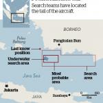 THẢM KỊCH CHUYẾN BAY QZ8501 LÂM NẠN: Ngày thứ 11, nỗ lực trục vớt phần đuôi máy bay