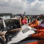 THẢM KỊCH CHUYẾN BAY QZ8501 LÂM NẠN: Ngày thứ 21, vẫn chưa thể trục vớt được phần thân máy bay