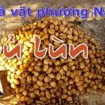 VIDEO: Quà vặt phương Nam: Củ Lùn