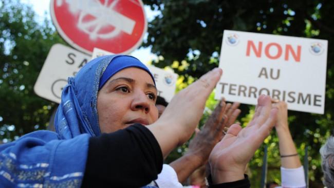 FRANCE-IRAQ-SYRIA-CONFLICT-ALGERIA-RELIGION-ISLAM