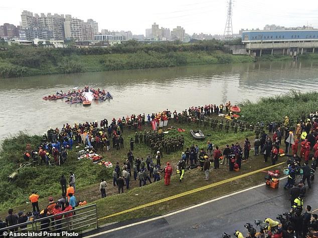 Taiwan Plane Crash