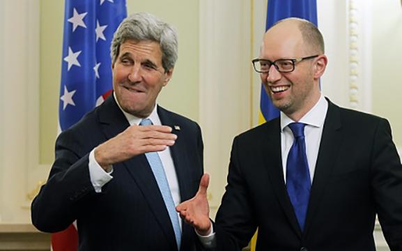 epaselect UKRAINE USA DIPLOMACY