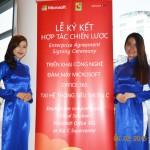 Microsoft và hệ thống siêu thị Big C Việt Nam hợp tác triển khai giải pháp Đám mây Office 365