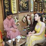 VIDEO: Lễ hội Tết Việt Ất Mùi 2015 ở Nhà Văn hóa Thanh niên TP.HCM