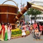 VIDEO: Đường Hoa Hàm Nghi (Saigon) Tết Ất Mùi 2015 (Phần 2/2)
