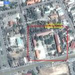 Kiến Tường xưa và nay trên Google Maps