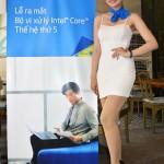 Intel ra mắt bộ vi xử lý Core thế hệ thứ 5 Broadwell ở Việt Nam