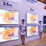 Samsung giới thiệu tivi SUHD – thế hệ TV 4K của năm 2015