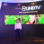Tròn một năm từ UHD TV tới SUHD TV