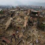 Nepal tang thương sau trận động đất mạnh nhất trong hơn 80 năm nay