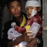 Nepal, nghèo còn gặp cái eo