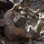 Động đất Nepal qua những hình ảnh