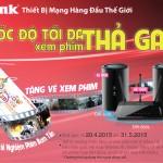 D-Link Việt Nam mở đợt khuyến mãi Wireless AC Router