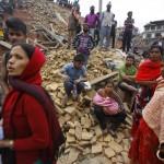 Số người chết vì động đất ở Nepal đã lên tới hơn 6.600 người