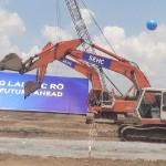 Samsung khởi công xây dựng nhà máy sản xuất hàng điện tử gia dụng 1,4 tỷ USD tại TP.HCM